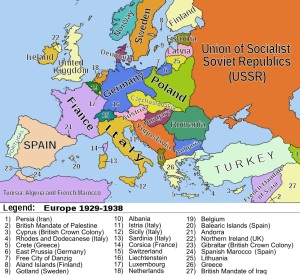 EUROPE_1929-1938_POLITICAL_MAP
